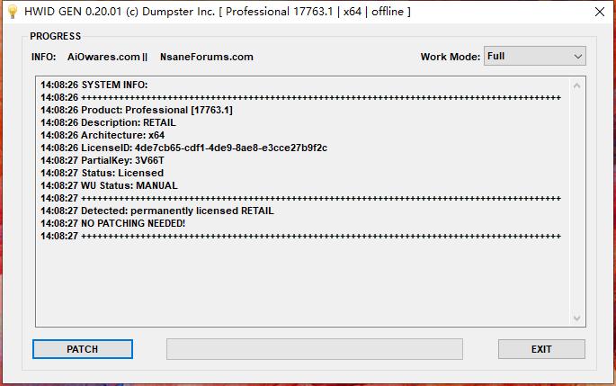 Windows10数字权利激活工具HWID GEN&Digital Activation&Digital License(永久激活) 教程资料 第2张