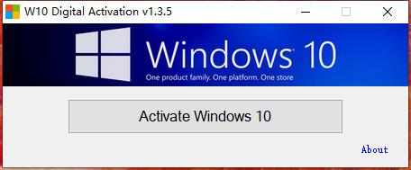 Windows10数字权利激活工具HWID GEN&Digital Activation&Digital License(永久激活) 教程资料 第3张