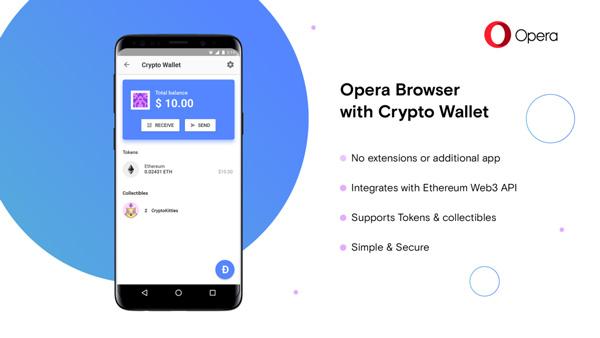 Opera与Infura合作,正式推出以太坊区块链浏览器