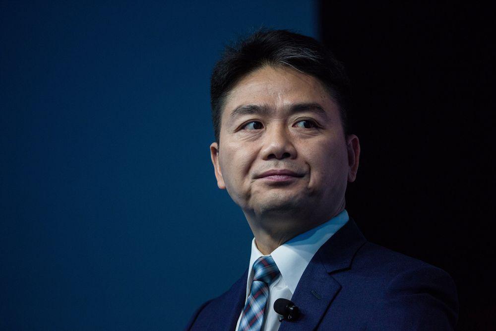 彭博社:美国事件刘强东不会受到指控,京东股票应声上涨5.9%