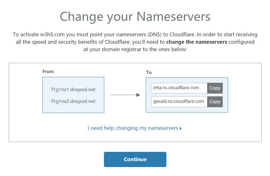 使用CloudFlare来做301跳转 域名无需备案,支持百度收录 教程资料 第5张