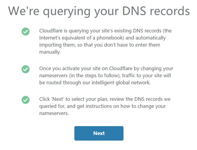 使用CloudFlare来做301跳转 域名无需备案,支持百度收录 教程资料 第3张