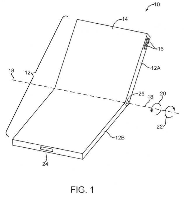 苹果开始测试三星折叠屏幕,有望在2020年推出折叠iPhone手机 互联网 第2张