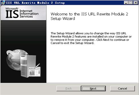 配置云服务器Windows Servrer 2008 R2 实现网站伪静态。 教程资料 第2张